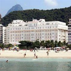 Hotel Copacabana. Rio de Janeiro.