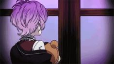 Diabolik Lovers | Sakamaki Kanato | clickthrough to check out the full set of gifs http://bonbonbunny.tumblr.com/post/52603706834