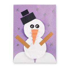 winter kid craft
