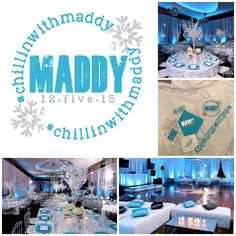 Party Favorites Event Planning Resource Bar Mitzvahs Weddings Bat Showers Sweet 16s Winter