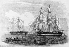 HMS Erebus and HMS Terror, Sir John Franklin's ships