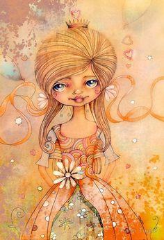 Birthday Girl by Karin Taylor