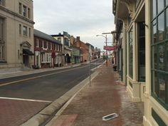 Leesburg is on the National Register of Historic Places and is cited as one of the best preserved and most picturesque downtowns in Virginia. | atokaproperties.com