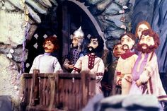 Raskil a Sida - Fotky Puppets, Fairy Tales, Painting, Art, Art Background, Painting Art, Kunst, Fairytail, Paintings