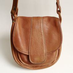 1970's Leather purse