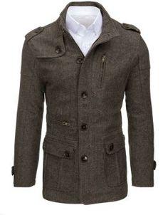 kabáty a saká Coat, Jackets, Fashion, Down Jackets, Moda, Sewing Coat, Fashion Styles, Peacoats, Fashion Illustrations