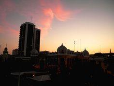 juego de colores en el cielo - Guayaquil Perla del Pacífico - Viajeros.com