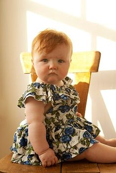 Hands down, the most adorable baby I have seen in ever.