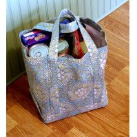 Just in time for back-to-school or holiday projects, we've assembled a collection of 50 free sewing patterns for tote bags, shopping bags, . Sewing Tutorials, Sewing Crafts, Sewing Projects, Sewing Tips, Easy Projects, Tote Bag Tutorials, Sewing Hacks, Bags Sewing, Crafty Projects