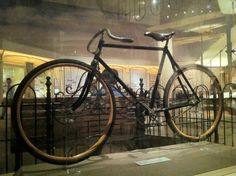 Wright Brothers St Clair bicycle is one of only five known to exist and is found at the Smithsonian National Air and Space Museum in Washinton DC.