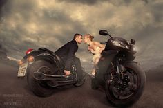 Showcasing the best in Wedding and Romance Photography. Photos by Armonti Motorcycle Engagement Photos, Motorcycle Wedding, Engagement Pictures, Wedding Pics, Our Wedding, Dream Wedding, Wedding Bells, Biker Photography, Couple Photography