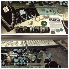 Art Mart Gifts has all the turquoise jewelry your heart desires! #NativeAmerican #Navajo #Zuni #NativeAmericanJewelry #rings #bracelets #necklaces #JewelrySets #earrings #pendants #turquoise #RibbonTurquoise #BoulderTurquoise #GenuineStone #authentic #AmericanIndian #SupportNativeAmerican