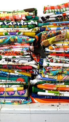 vintage fabric https://www.facebook.com/pages/Tante-Brocante-en-De-Dames-Van-Dale/110046885761851