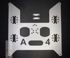 Anet A8 A6 Aluminium composit Heated Bed Support, Y carriage Plate  -  €15.75  Buy it in our e-shop!  Worldwide delivery! Paypal accepted. All our parcels with Track Number!