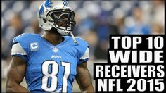 2014 was the year of the wide receiver. Several players broke out in a big way, and a trio of rookie wide receivers set the league on storm in a way not seen since Randy Moss in 1998. With young athletes now gravitating to the receiver position in a more and more pass oriented league, the NFL's current wide receiver crop may be stronger than it has ever been before. These are the Top 10 NFL's Best Wide Receivers 2015. http://www.prosportstop10.com/top-10-nfl-best-wide-receivers-2015/