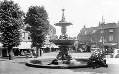 Frogmore Fountain, High Wycombe