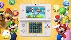 GungHo and Nintendo announces Puzzle & Dragons: Super Mario Bros Edition for the 3DS