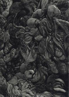 Jerome Liebling, Octopi, Spain 1966, Vintage gelatin silver, printed ca. 1967