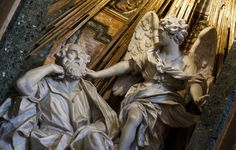 St Joseph and the Angel