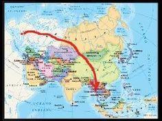 A spasso ... on the Road: IN EQUILIBRIO LUNGO IL CONFINE :viaggio in Thailan...