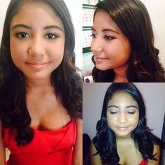 Bridesmade makeup