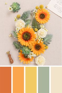 Color palettes and color inspiration for wedding. Dusty Rose Wedding Color Ideas for 2020 Color Schemes Colour Palettes, Pastel Colour Palette, Colour Pallette, Color Palate, Beach Color Palettes, Vintage Color Palettes, Summer Colour Palette, Orange Color Schemes, Green Palette