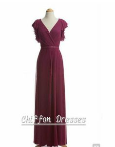 bridesmaid dresses with fabric families chiffon