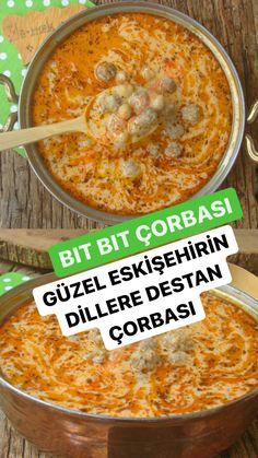 Mediterranean Recipes, Cheeseburger Chowder, Food And Drink, Soup, Cooking Recipes, Pasta, Ethnic Recipes, Herbs, Amigurumi