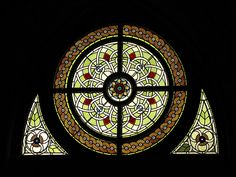 Kirchenfenster by uwebwerner, via Flickr