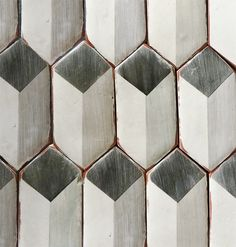 Corteo 5 is a artisan tile from our collection of custom terra cotta tiles inspired by the Palio festival.