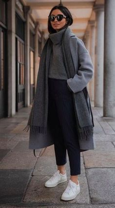 Casual Winter Outfits, Cute Fall Outfits, Winter Fashion Outfits, Look Fashion, Stylish Outfits, Autumn Fashion, Fashion Ideas, 90s Fashion, Winter Fashion Women