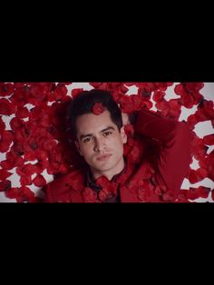 """Brendon in the """"boys"""" video by Charli XCX"""