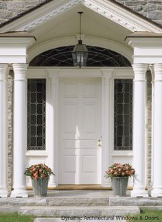 1000 Images About Colonial Style Homes On Pinterest