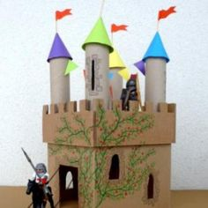 Trop fort le château !