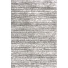 Found it at AllModern - Icelandia Knotted Grey Area Rug
