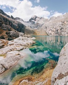 Laguna Churup, Huascaran National Park, Peru ♡ ~ alexstrohl