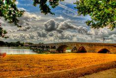 Pont de Beaugency - Loiret dept. - Centre région, France                        www.flickr.com