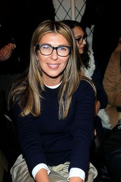Nina Garcia Looking Effortlessly Chic In Her Frames Hipspecs