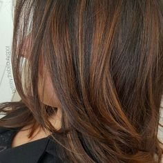 Want to bring some Spring to your locks but keep your dark? Hand Painted Balayage can be as subtle or as dramatic as you & your stylist dream up!