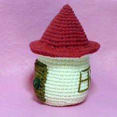 Amigurumi Küçük Ev Yapılışı 8