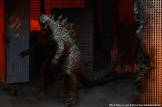 NECA Reveal Images for Their Godzilla 2014 Figures!