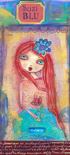 By the incomparable Suzi Blu - love her!