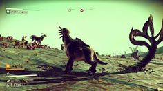 Weird looking thing. #NoMansSky