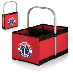 The Washington Wizards Red Urban Basket