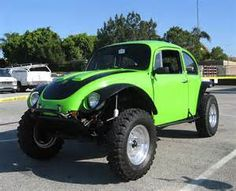 VW Baja Bug by MR38