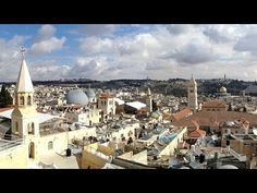 Jerusalem-A trailer for the National Geographic documentary about Jerusalem narrated by Benedict Cumberbatch.