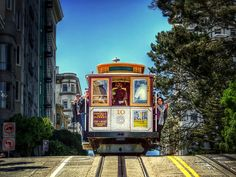 SF Cable Car No. 10 by T. Malachi Dunworth  on 500px