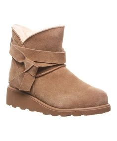 BEARPAW Hickory II Maxine Slip-On Ankle Boot - Kids | Zulily