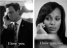 Scandal - Olivia  Fitz #3.18 #Season3 Scandal Quotes, Glee Quotes, Scandal Abc, Scandal Season 3, Fitzgerald Grant, Olivia And Fitz, Arrow Tv Shows, Tony Goldwyn, Mr President