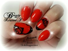 #nails #nageldesign #rednails #altefrieda #beautyboxkirstenf #nailart #nailartist
